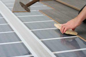 Houten vloer vloerverwarming/koeling Breda-Bliekhoutenvloeren